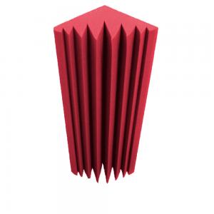 """2 листа """"Пирамида 100"""" (4м²), красный"""