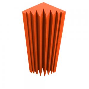 "2 листа ""Пирамида 100"" (4м²), оранжевый"