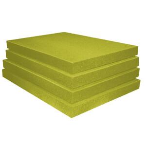 "ППУ ""Листовой 10"" (2000х1000x10мм), желтый"