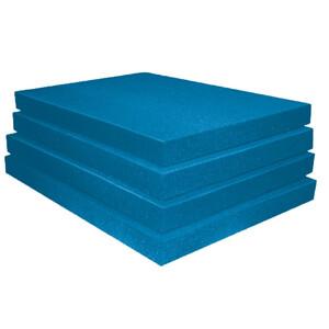 """ППУ """"Листовой 10"""" (2000х1000x10мм), светло-синий"""