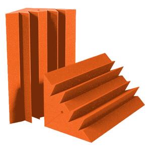 """Комплект 2 штуки """"Бас-ловушка 370"""", оранжевый"""