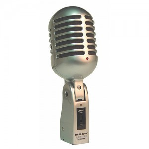 Nady PCM-100 Classic Style Microphones